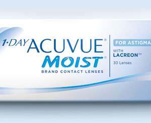 1 Day Acuvue Moist para Astigmatismo