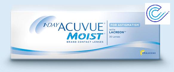 1 Day Acuvue Moist para Astigmatismo