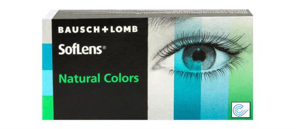 Lentillas Soflens Natural de color