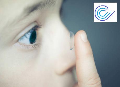 manejo de las lentes de contacto fácil y seguro