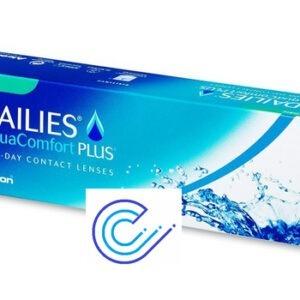 Dailies Aquacomfort Plus Toric - Caja de 30 lentillas