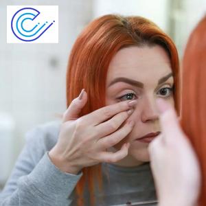 Inserción de lentillas en el ojo